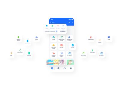 NPAY Wallet Mobile App