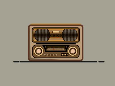 Old Radio #2