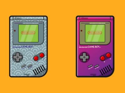 GameBoy new skin #1