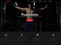 Shakti - Free PSD and HTML template