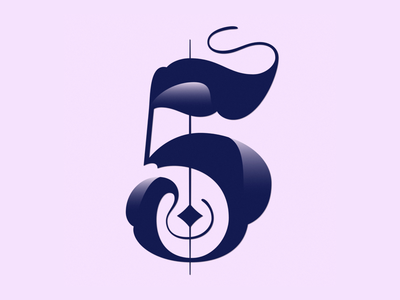 5 for 36DaysOfType