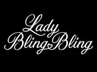 Lady Bling Bling Logo
