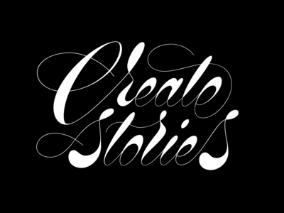 Create Stories Lettering