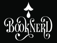 Booknerd Lettering