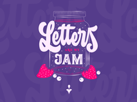 Letters are my jam