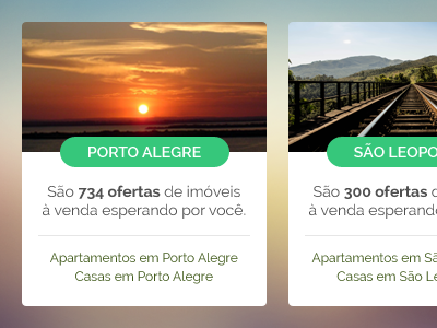 List of cities for widget ux ui interface flat design cities widget