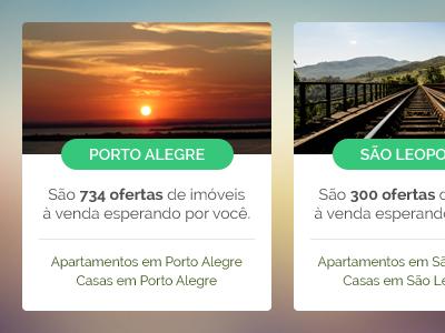 List of cities for widget ux ui interface flat design cities widget