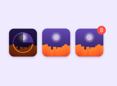 Daily UI 005 // App icon