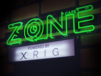 ZONE Cafe Powered by XRIG