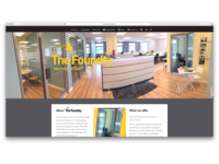The Foundry - Website