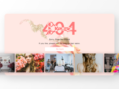 404page of Beauty salon