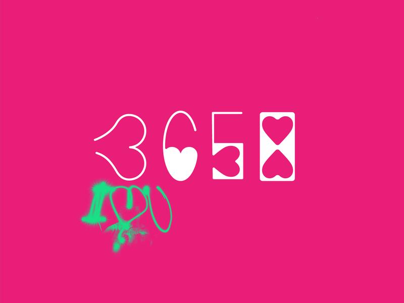 Mr.children 365日 design typography design art designer designs design typography design typography art typographic typogaphy typography typo