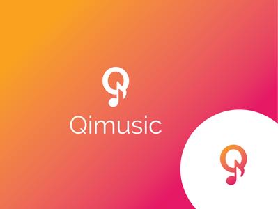Qi Music Logo