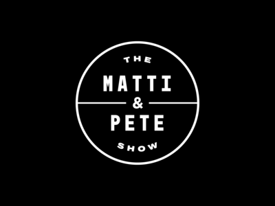 Logo Design – The Matti & Pete Show
