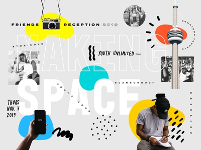 Event Identity – Youth Unlimited