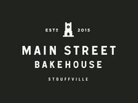 Logo Design – Main Street Bakehouse