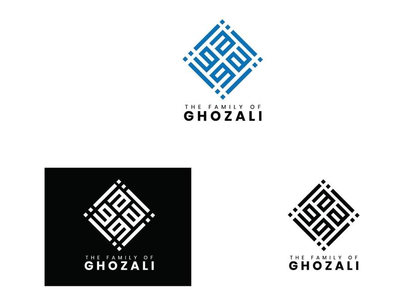 Logo Design for Ghozali Family graphic design logo logo design branding design