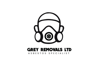 Logo Design for Grey Removals typography logo logo design graphic design branding design