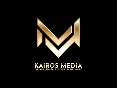 Logo Design for Kairos Media rebranding ui vector logo logo design graphicdesign branding design