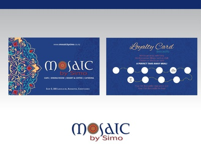 Mosaic Loyalty Card