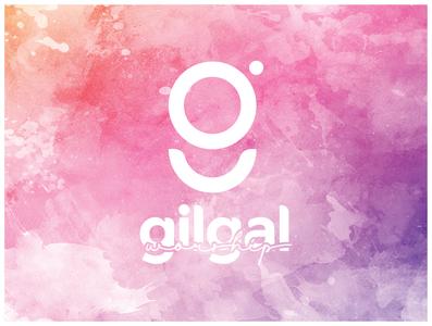 Gilgal Worship vector rebranding graphic design logo design logo branding design