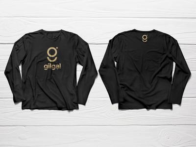 Long Sleeve Gilgal Worship rebranding clothing design logo design graphicdesign branding design