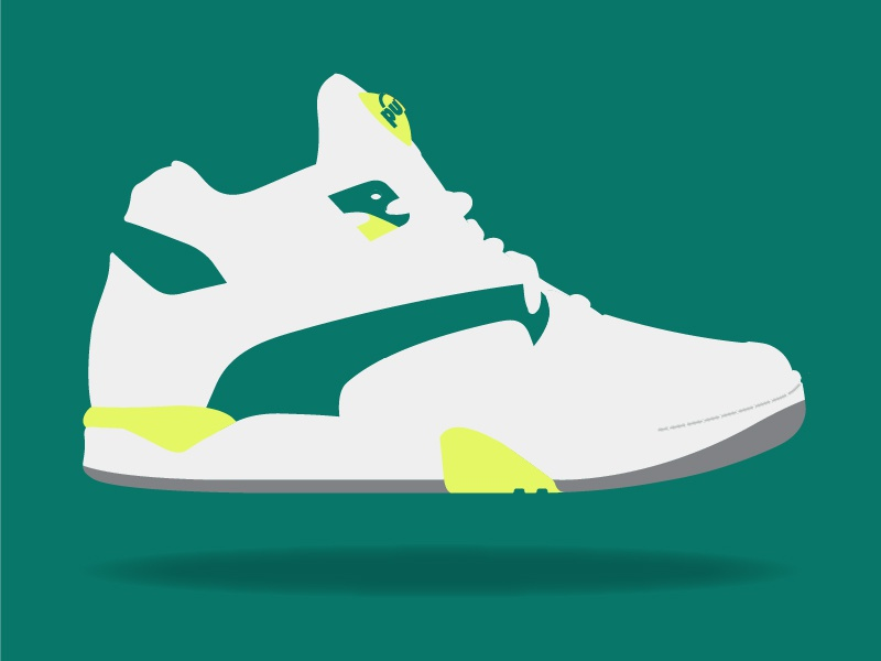 5ef82480 Reebok | Court Victory Pump | 1990 by Luke McConnie on Dribbble