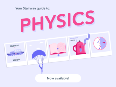 Stairway guide to PHYSICS!