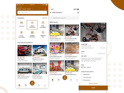 Buy and Sell Product Concept