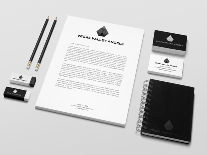 VVA Brand Design design stationary