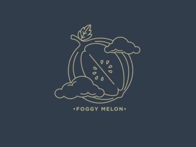 Foggy Melon Logo