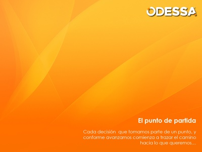 "Wallpaper ""El punto de inicio"" identity design endomarketing branding design id identity"