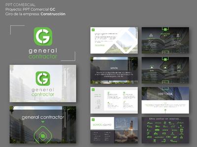 Perfil corporativo General Contractor