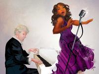 Jazz greats Bell & Washington