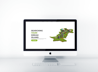 searching youri sland UX Project