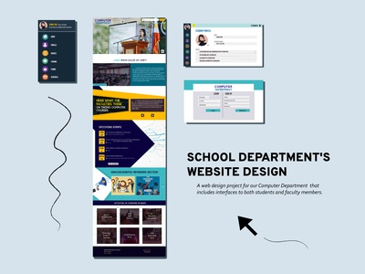 Website Design (school project)