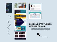 Website Design (school project)