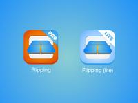 Flipping Icon