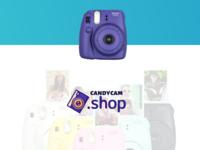 candycam.shop Branding