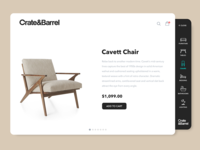 Create & Barrel | Concept