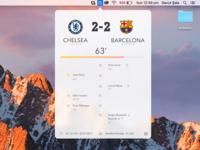 Scoreboard | macOS