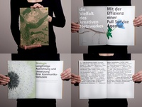 Imagebrochure for the seed communications