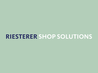 Riesterer Shop Solutions Wordmark