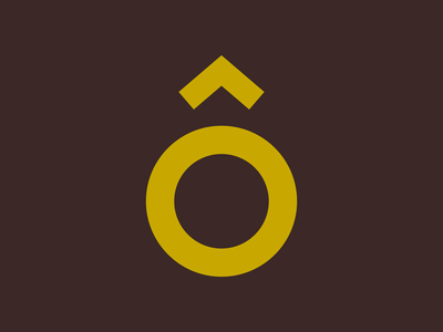 ô bar Logo