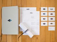 Brand Design Stationery for Kauschinger Artwork