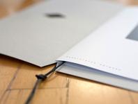 Portfolio Folder for Kauschinger Artwork