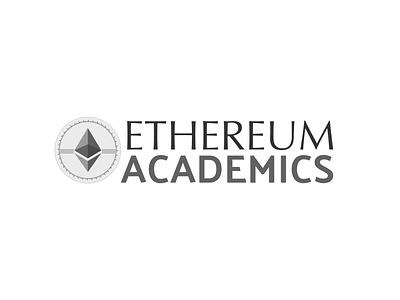 ETHEREUM ACADEMICS ethereum thirtylogos thirtydaylogochallenge affinity logo affinitydesigner