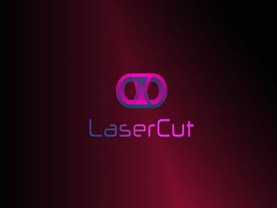 Laser Cut thirtylogos thirtydaylogochallenge affinity logo affinitydesigner branding
