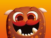 Monster Illustration (Tamarind Candy)