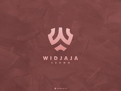 W Concept Logo Design web typography app branding minimal design logo logo lettering vector design icon w